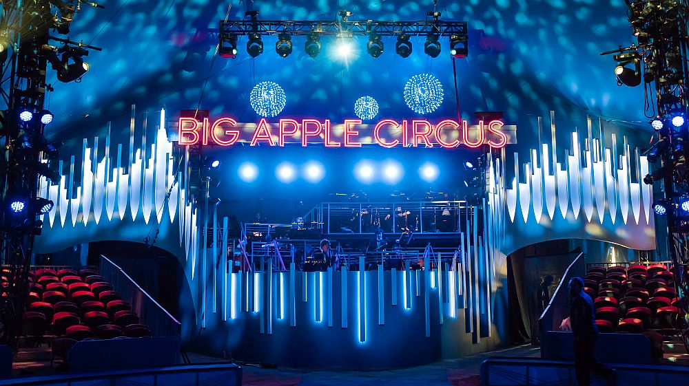 Recap: Opening Night at the Big Apple Circus