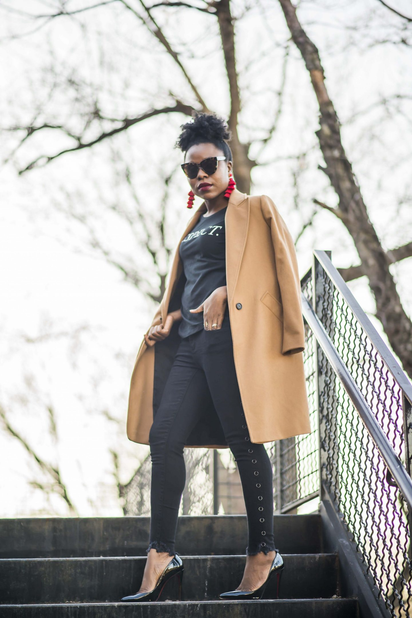 HOW TO EFFORTLESSLY STYLE A WINTER CASUAL LOOK