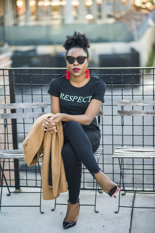 Vero Moda Slogan T-Shirt
