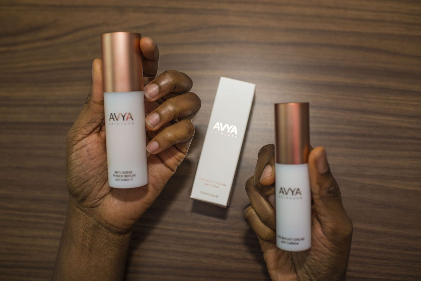 Avya skincare: Beauty line for all skin type
