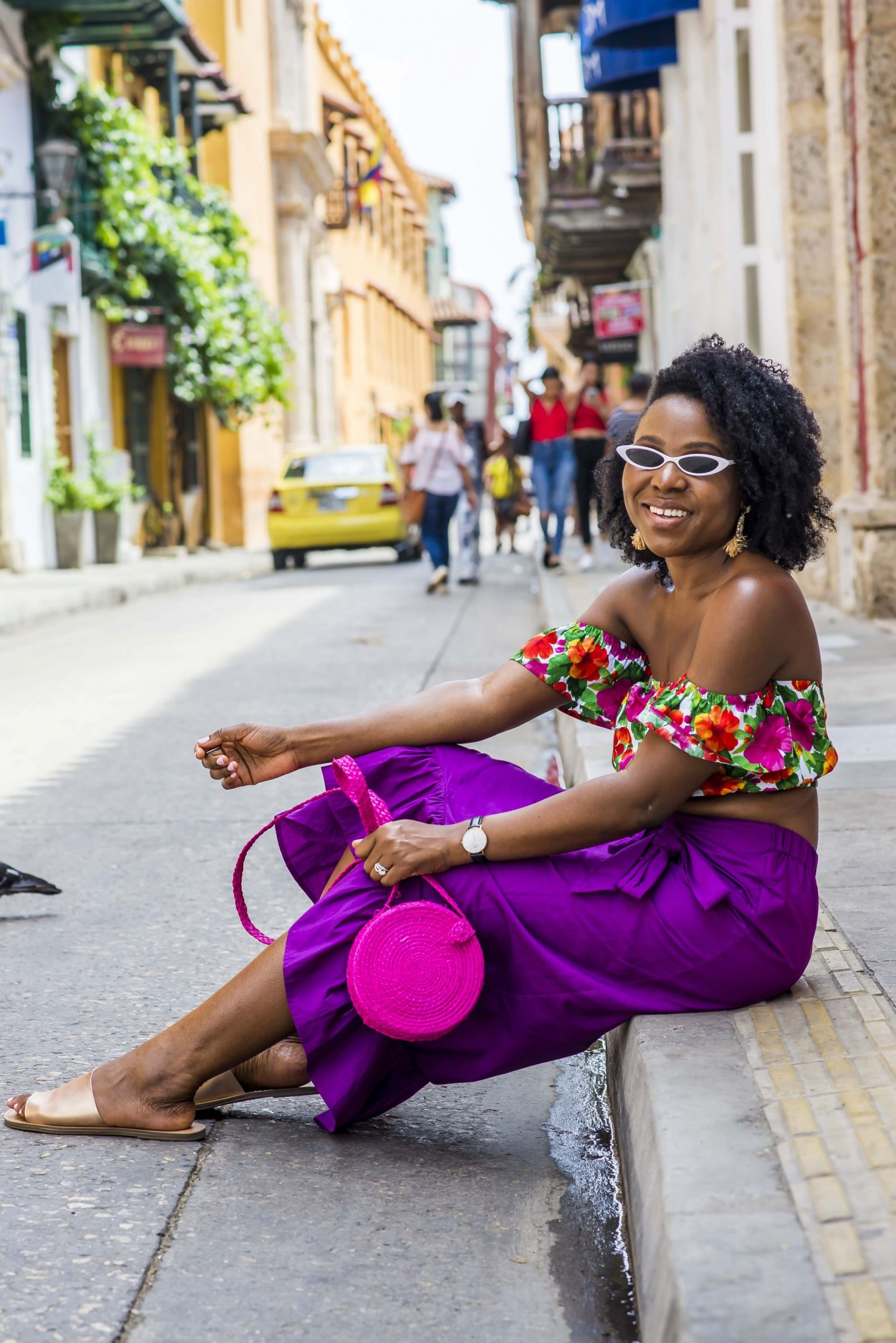 Vacation fashion: Cartagena, Colombia