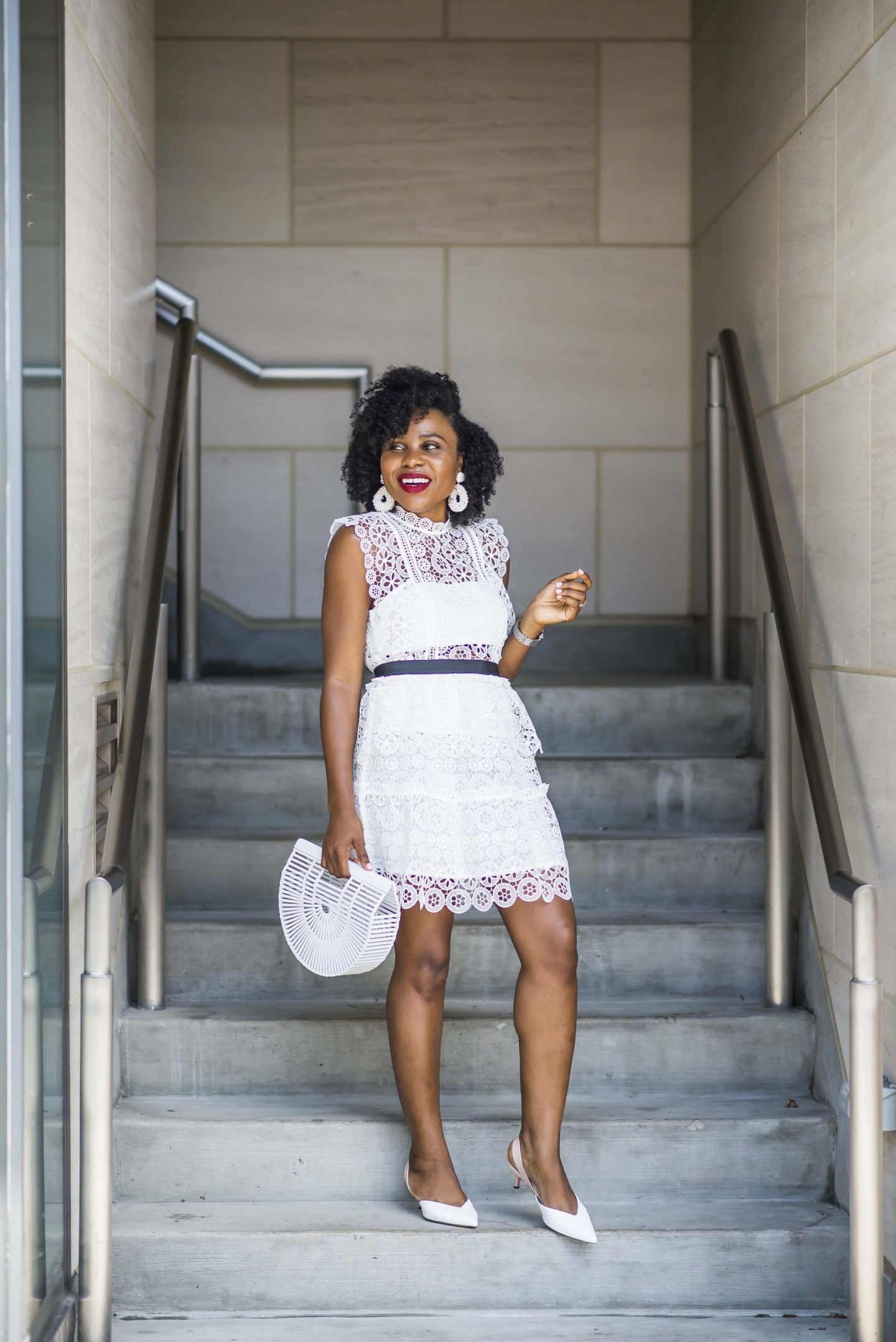 Summer Essential: A white Dress