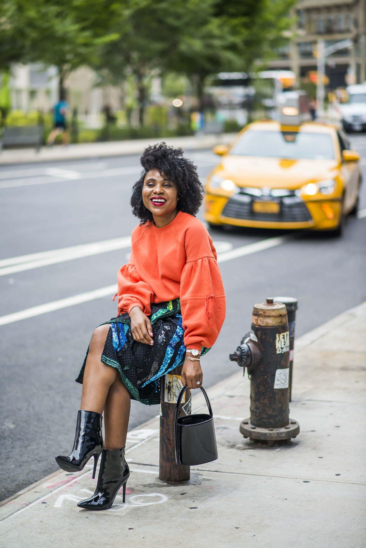 Black blogger