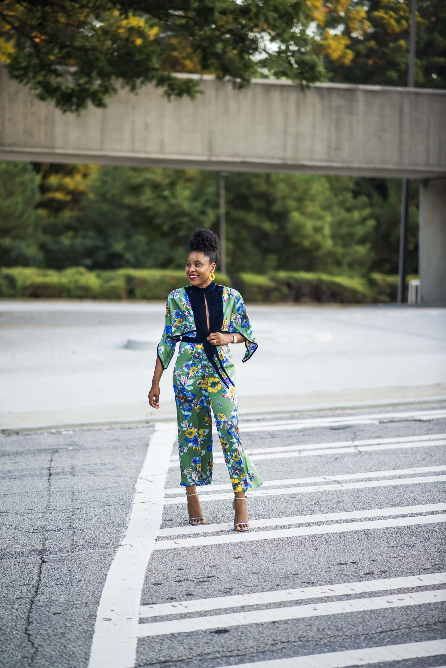 Fall Check List: Fabulous Jumpsuit