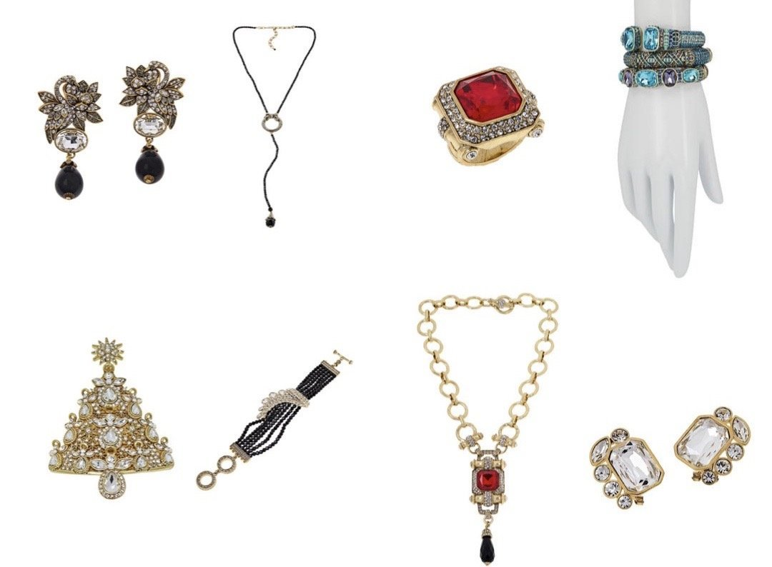 HSN & Heidi Daus New Collection Special